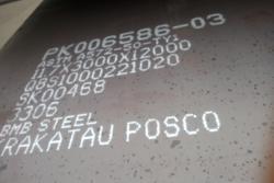 Thép tấm cường lực A572; Q345B